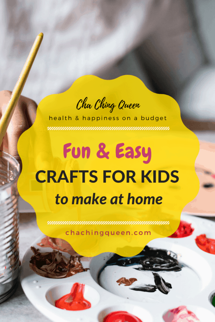 Fun and Easy Craft Ideas for Kids