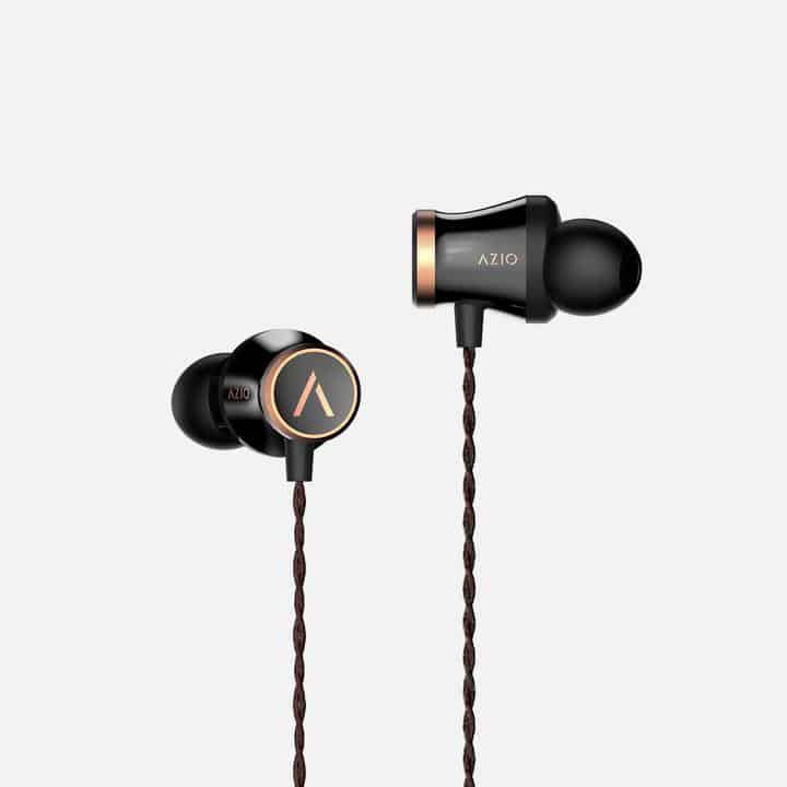 AZIO_Heara_Most comfortable earphones for working out - Fitness and Health Gift Ideas - Healthy Gift Guide for Women and Men