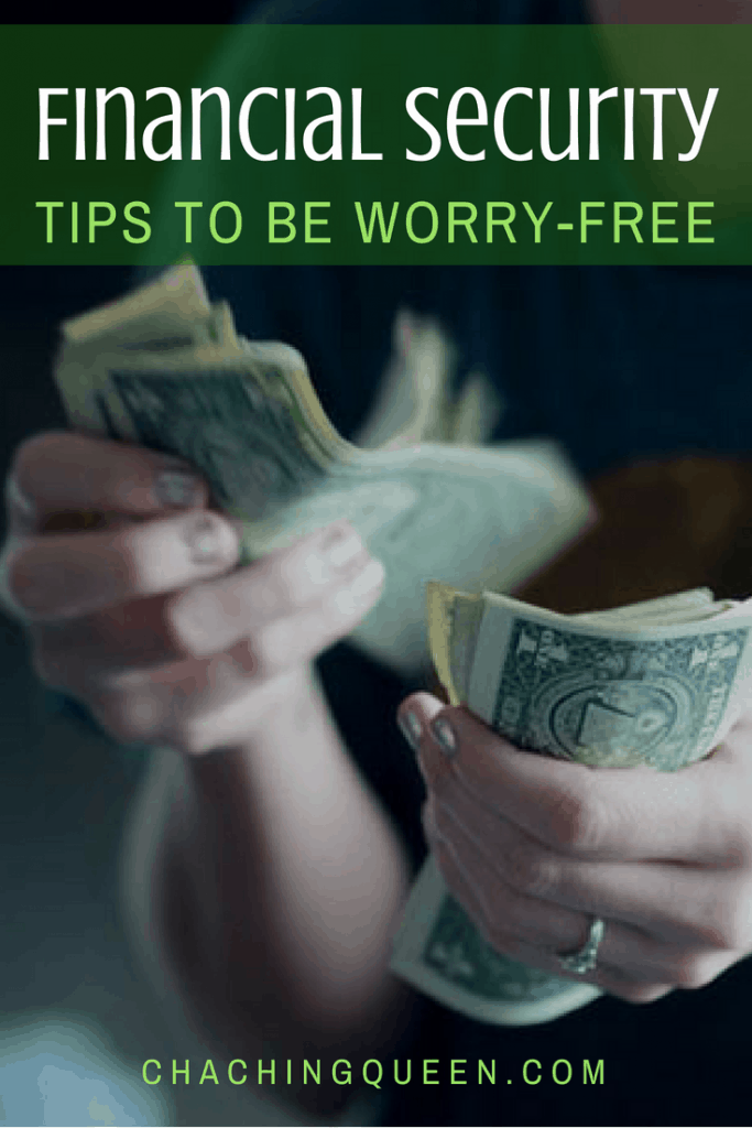 Tips for Financial Security to Stay Worry-free