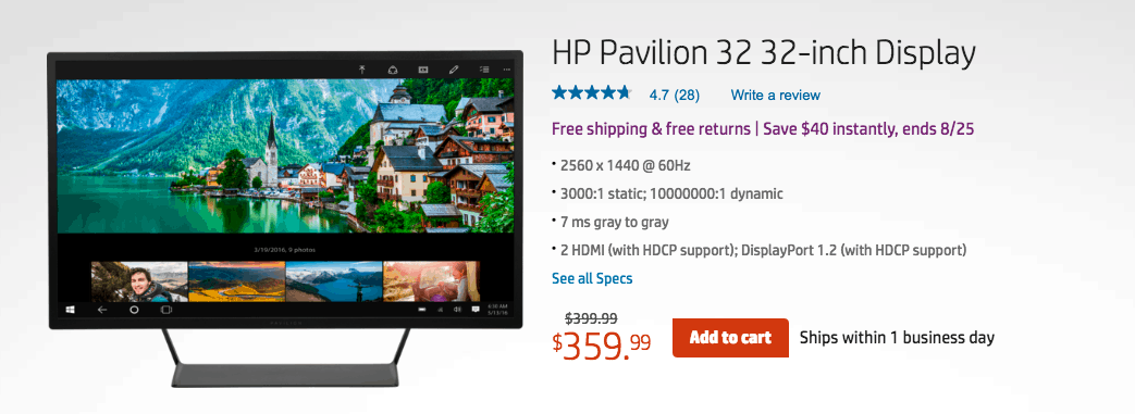 hp computer deals back to school and hp coupon code and hp rebate