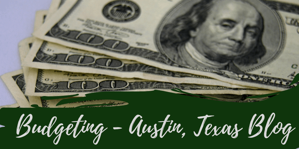 Austin blogger and influencer - Budget Posts