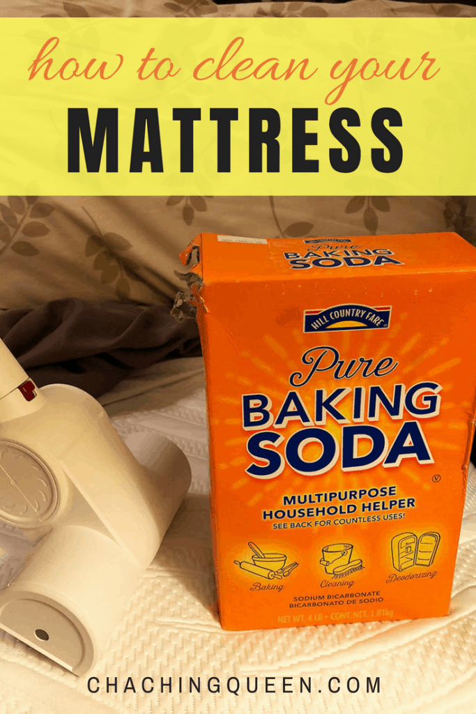how-to-clean-a-mattress-cleaner-stain-remover