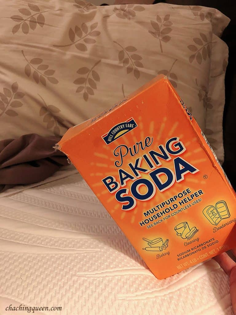 mattress cleaner baking soda how to clean your mattress stains pee blood urine odor