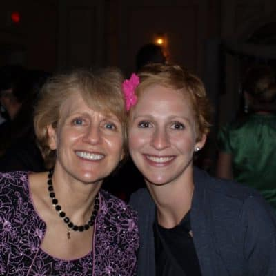 Finalist in Olay Like Mom Like Daughter Contest