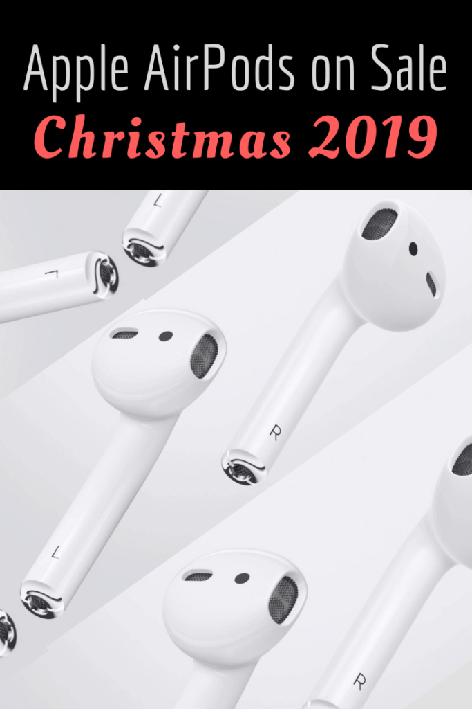 Apple AirPods on Sale Christmas 2019 AirPods deals