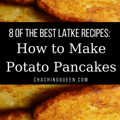8 of the Best Latke Recipes: Potato Pancakes Recipes for Hanukkah