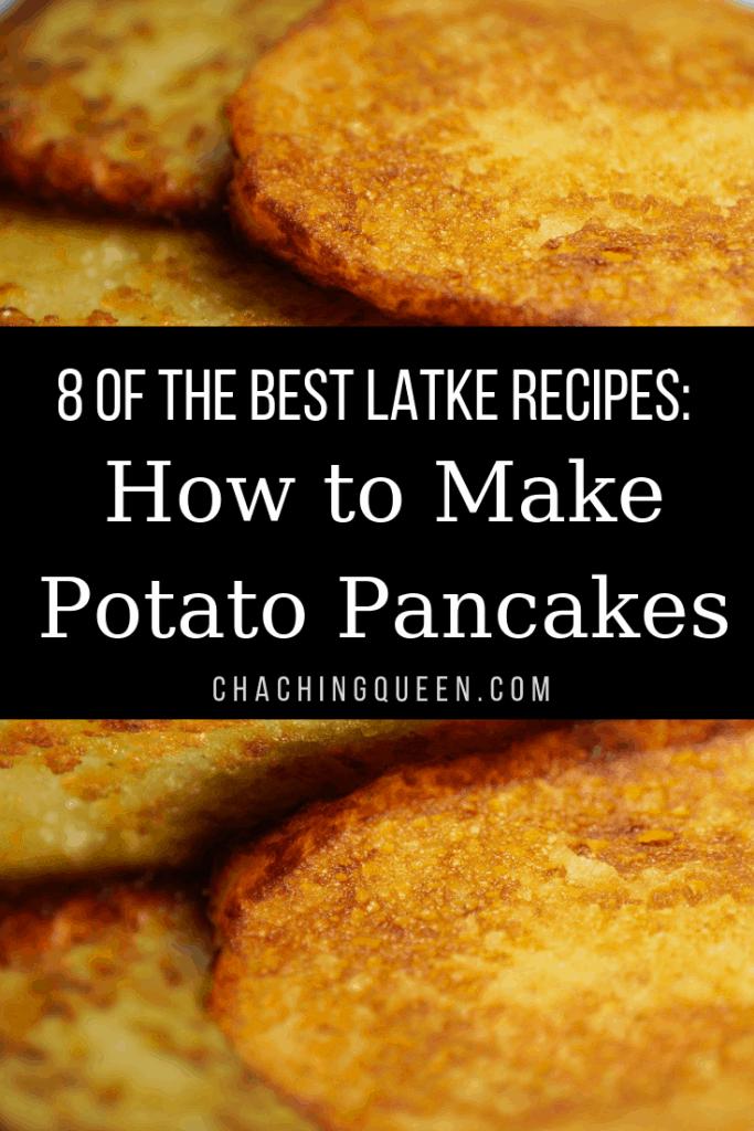 The Best Latke Recipes for Hanukkah