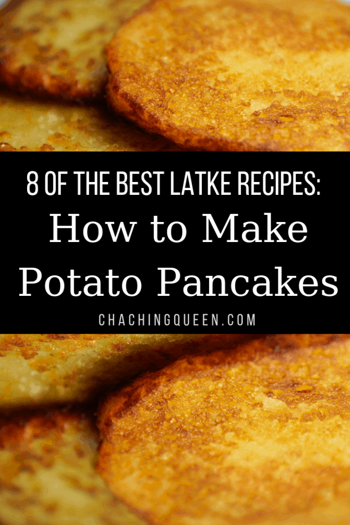 8 Best Latke Recipes: Delicious Potato Pancakes for Hanukkah