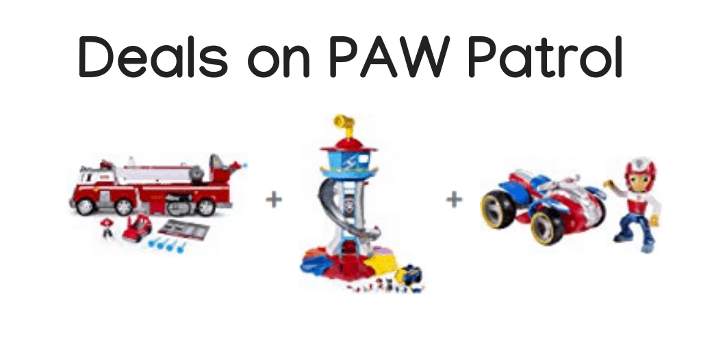 best deals on PAW Patrol christmas 2018 black friday 2018
