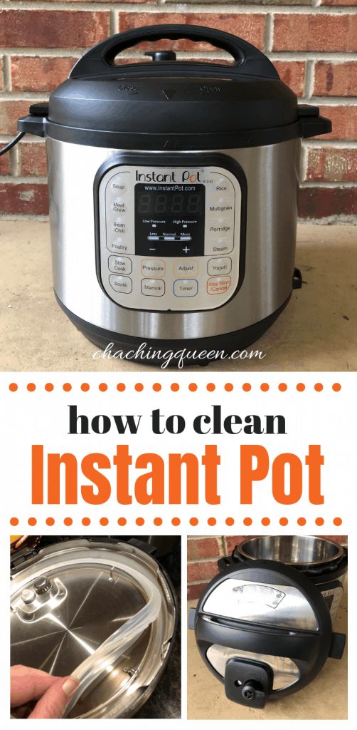 Learn how to clean Instant Pot Pressure Cooker. how to clean your Instant Pot