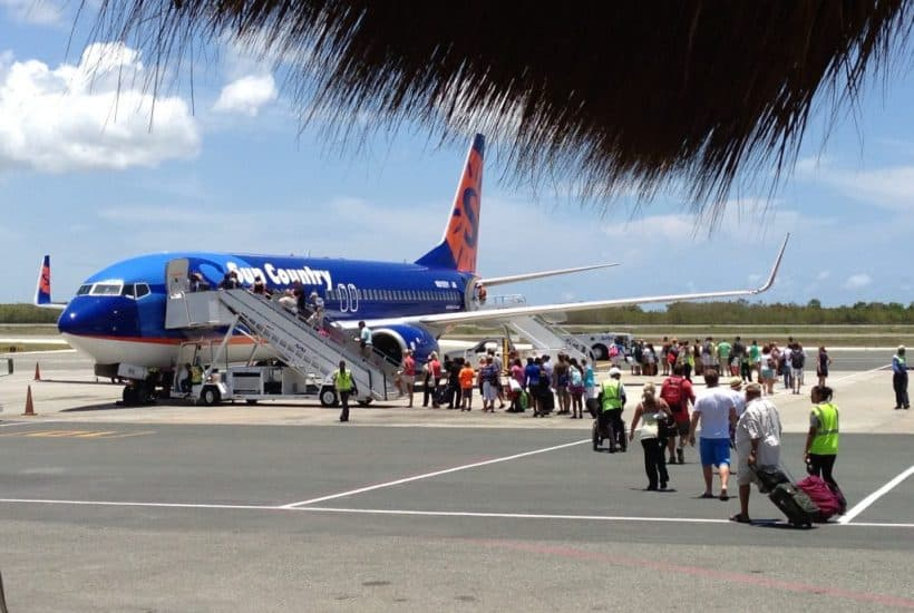 dominican republic airport punta cana - best vacations budget tips