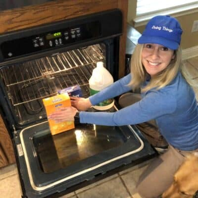 How to Clean Your Oven with Vinegar and Baking Soda – Green Cleaning Method