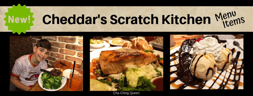Cheddar's Scratch Kitchen Restaurant Menu - New Cheddar's Menu Updates 2019