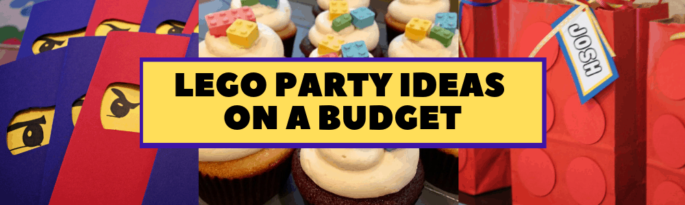 How to Throw a Lego Party Ideas on a Budget