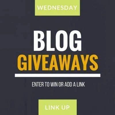 Blog Giveaway Link Up  – June 5, 2019