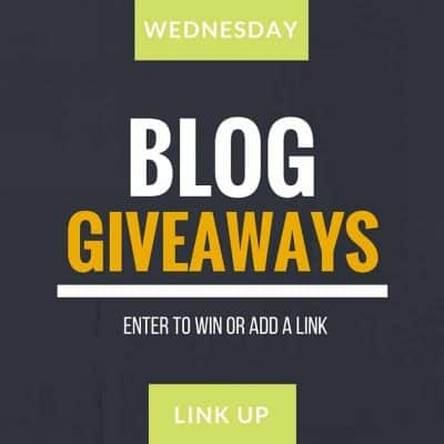 Blog Giveaway Link Up for July 10, 2019