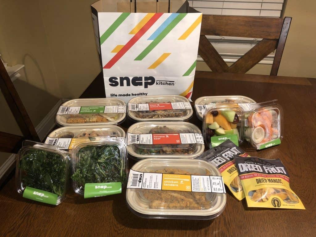 snap kitchen healthy meals prepared