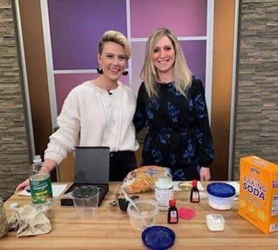 DIY Homemade Household Products – As Seen on Studio 512 in Austin, Texas