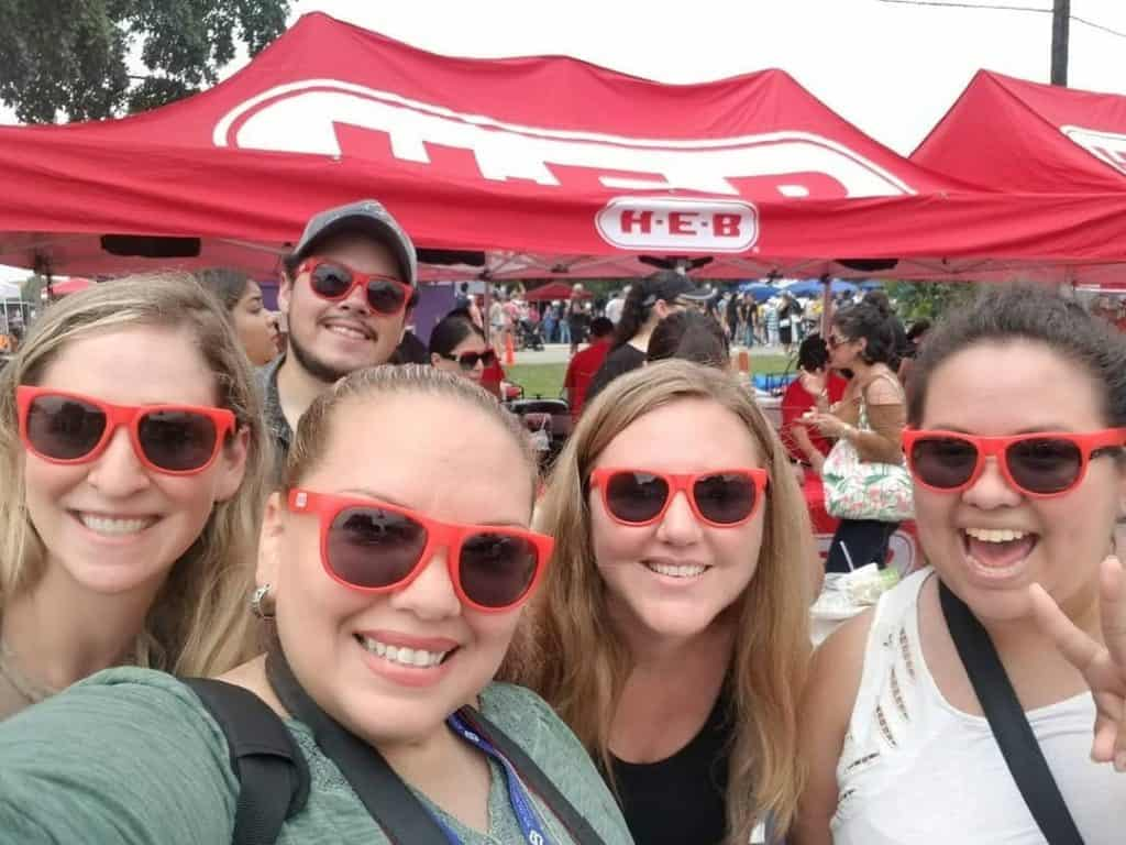 Big Red and Barbacoa Festival 2019 - Texas Travel Bloggers