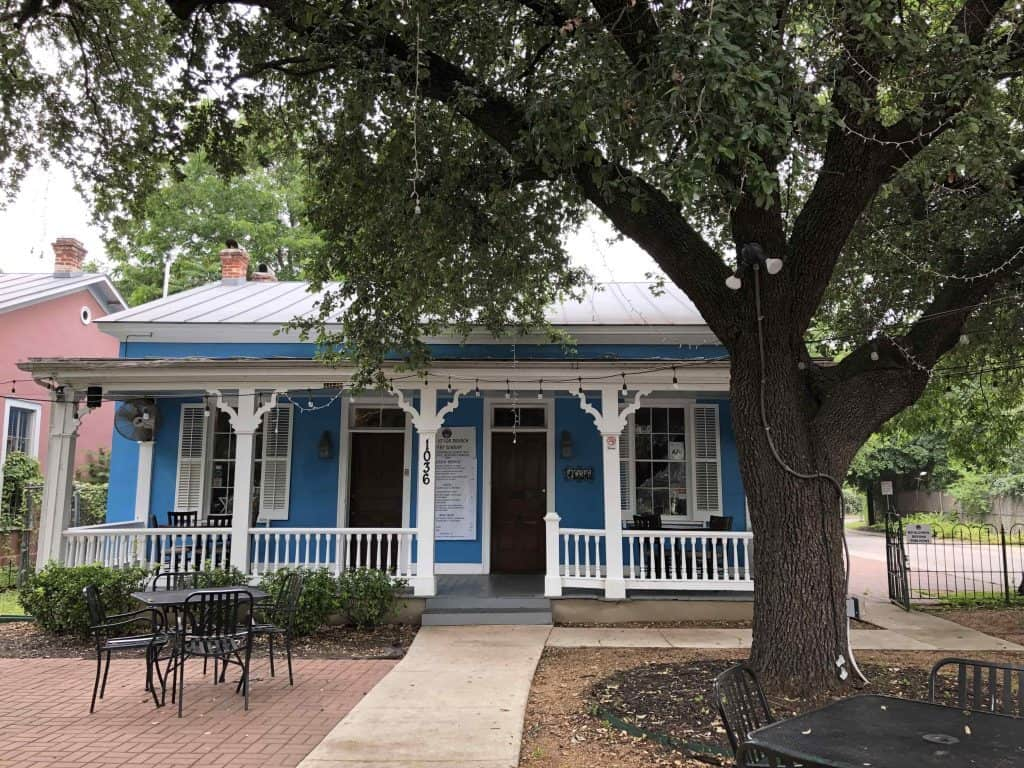 Casa Azul de Andrea - Southside San Antonio Tour