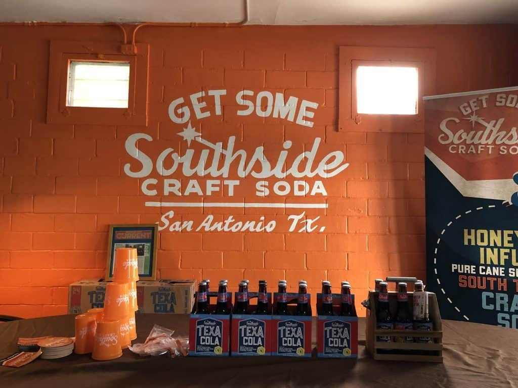 Southside Craft Soda - South Texas Soda Made in San Antonio
