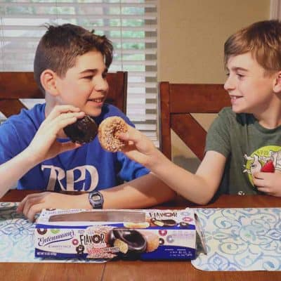 National Donut Day Fan Flavor Challenge + Entenmann's $25 Visa Gift Card Giveaway