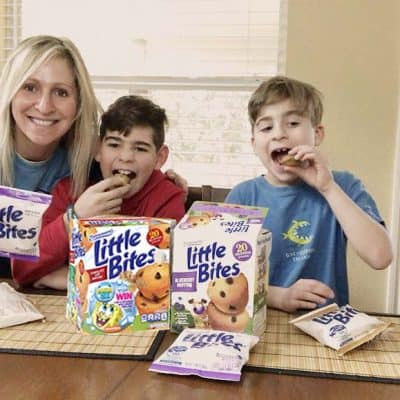 Giveaway: $25 Visa Gift Card to Celebrate Back-to-School Season with Little Bites