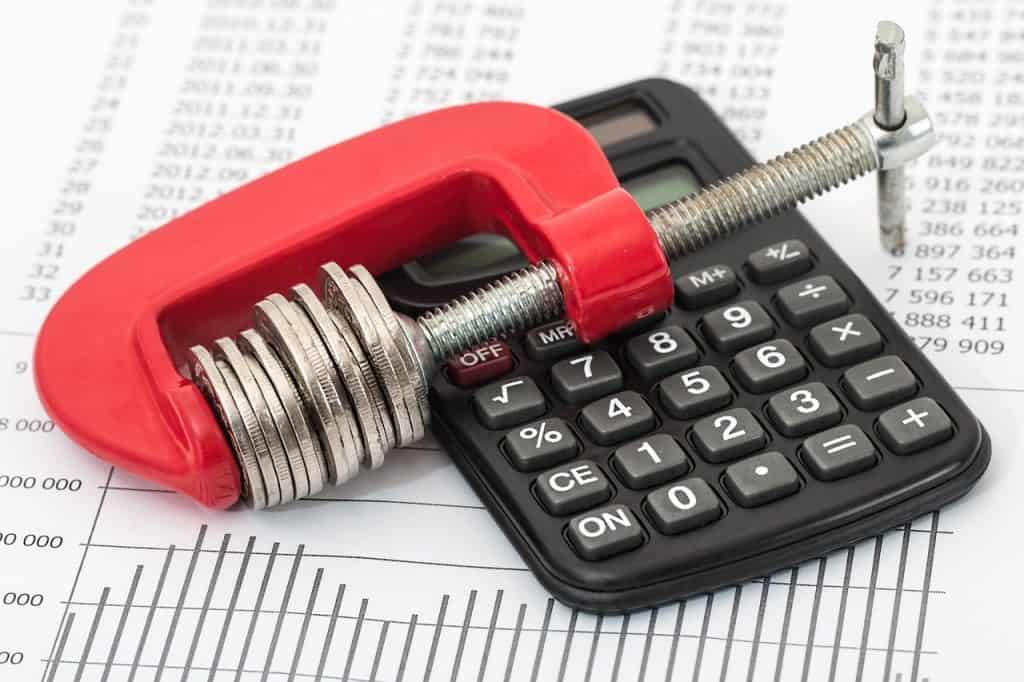 savings budget calculator