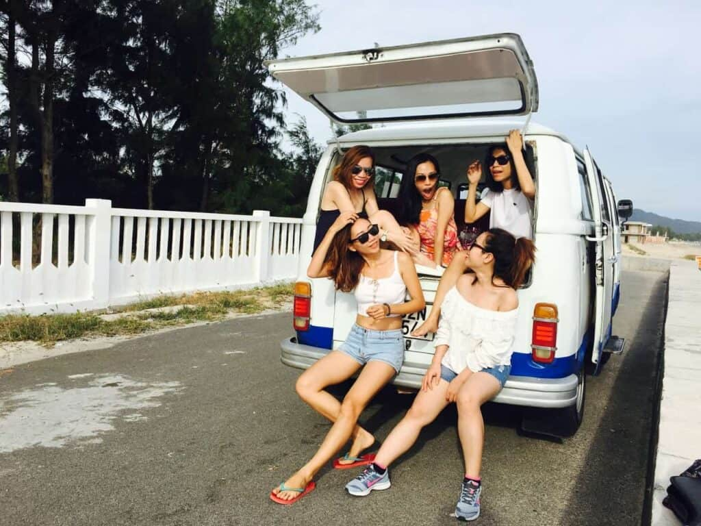 van girls