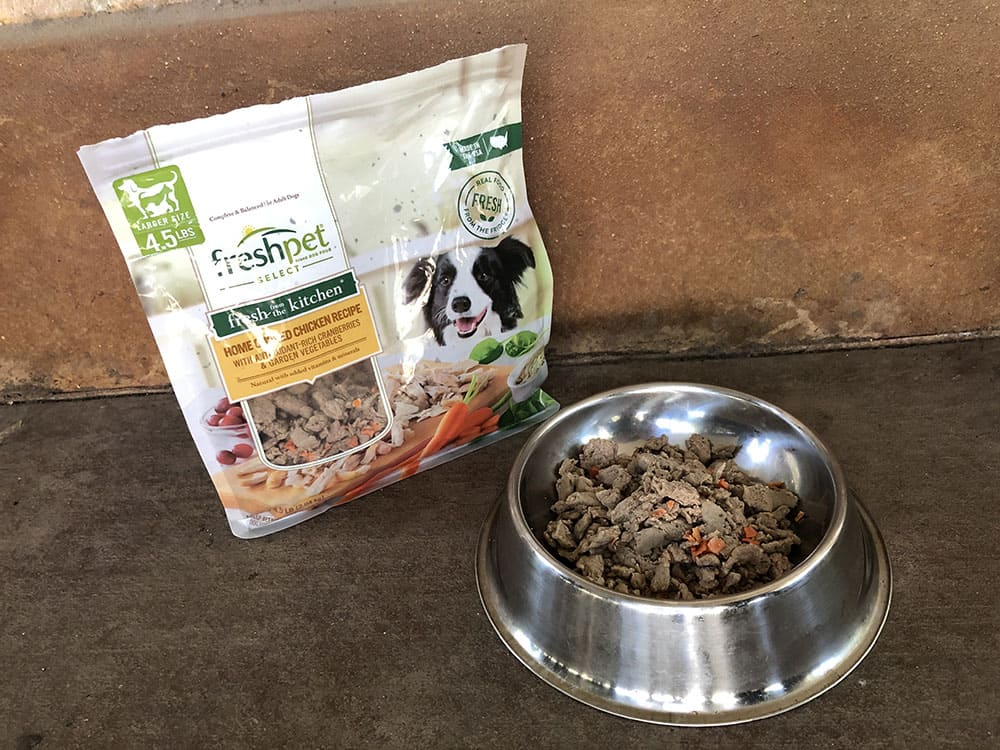 freshpet natural fresh refrigerated pet food review