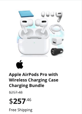AirPods Pro bundle deal