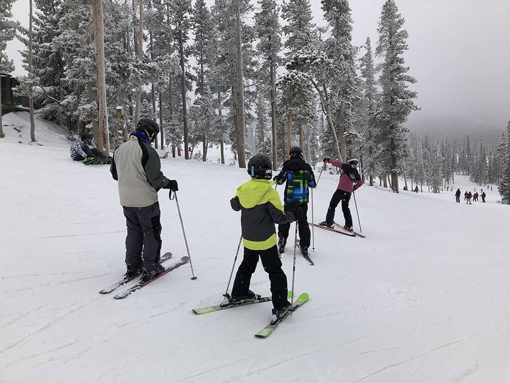 winter park guided ski tour