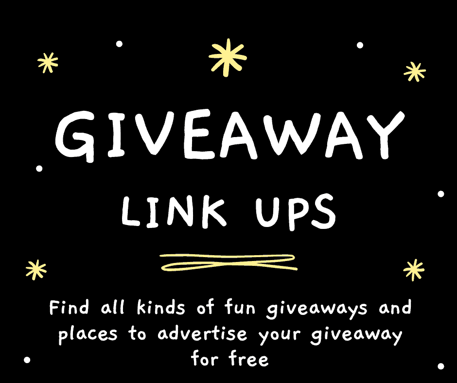 blog giveaways link ups linky advertise your giveaway for free