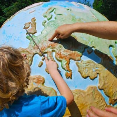 Mapping It All Out: Preparing To Move Abroad With Your Family