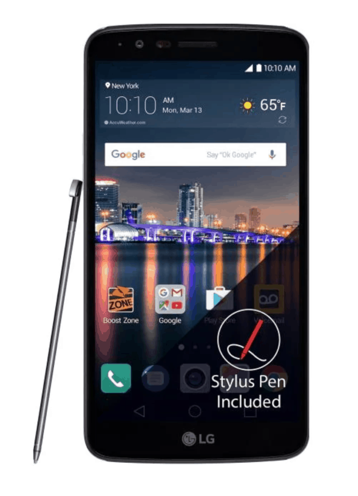 lg stylo 3 giveaway