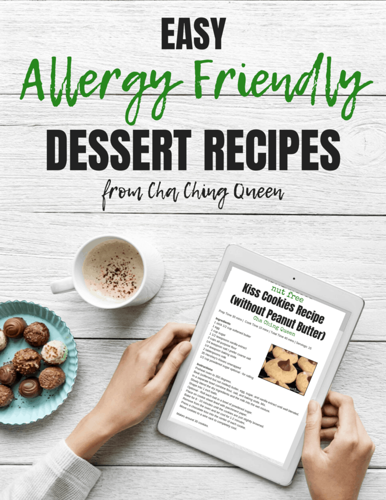 Allergy Friendly Dessert Recipes free download