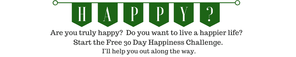 free 30 day happiness challenge
