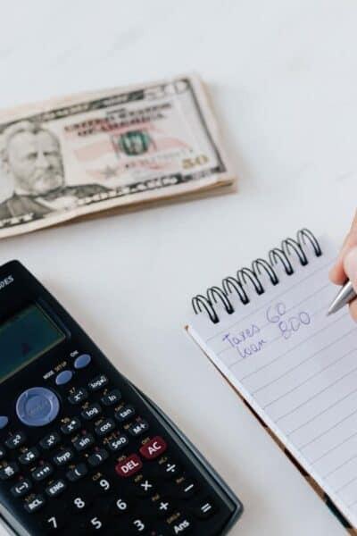 save money budget