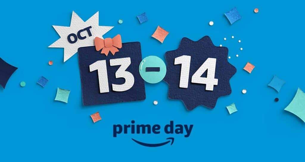 Amazon Prime Day 2020 - October 13 and 14