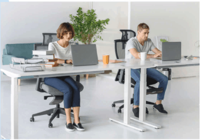Ergonomic Office Chair Headrest