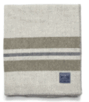 Faribault Woolen Mill Co. Cabin Wool Throw