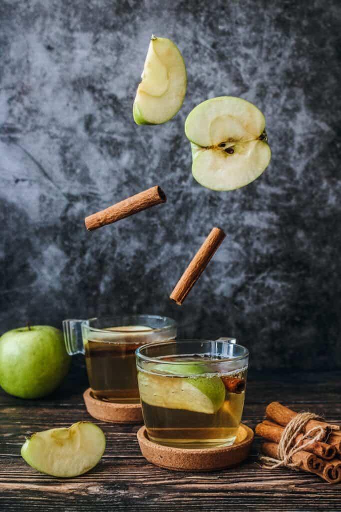 apple cider cinnamon