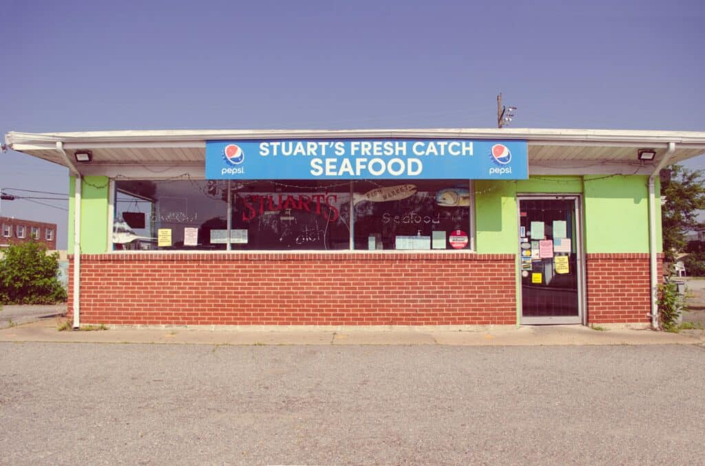 fresh catch seafood restaurant business