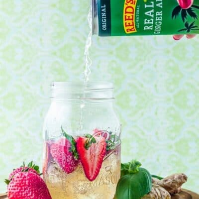 Ginger Filled Recipes from Reed's Real Ginger Ale