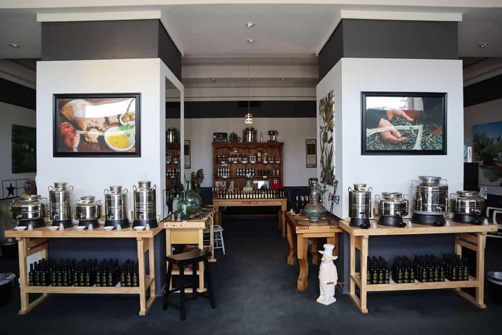 San Saba Olive Oil Company