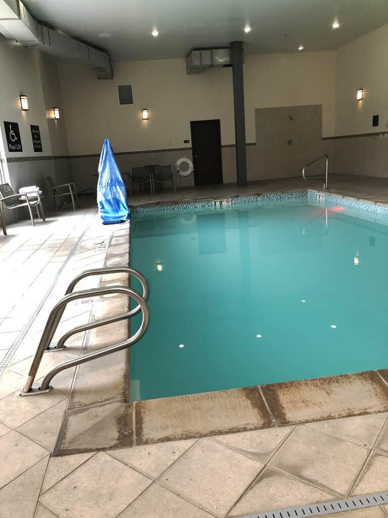 homewood suites moab indoor pool