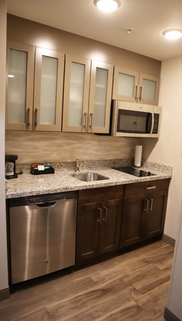 homewood suites moab kitchen