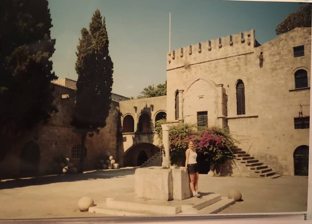 rhodes greece 1999