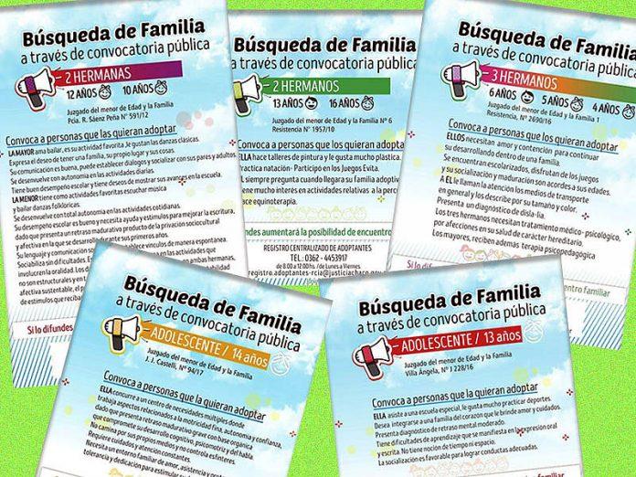 Adopción 20 Niños Y Adolescentes Chaqueños Buscan Una Familia