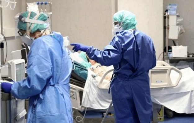 Coronavirus en Argentina: 12.452 fue el promedio de casos diarios en la  última semana | CHACO DÍA POR DÍA